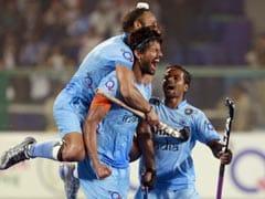 एशियाई चैंपियंस ट्रॉफी हॉकी : भारत ने कड़े मुकाबले में पाकिस्तान को 3-2 से हराया