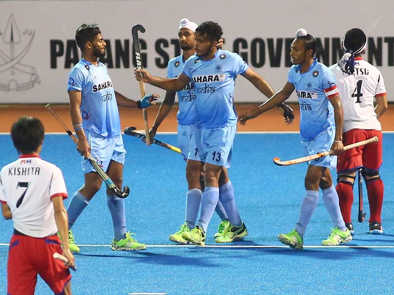 India to Open Campaign Against Canada in Junior Hockey World Cup