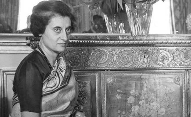 Congress To Hold 24,000 'Indira Family Meets' In Memory Of Ex-PM