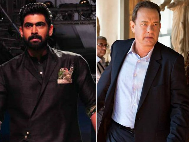 Rana Daggubati Dubs For Tom Hanks in Telugu Version of Inferno