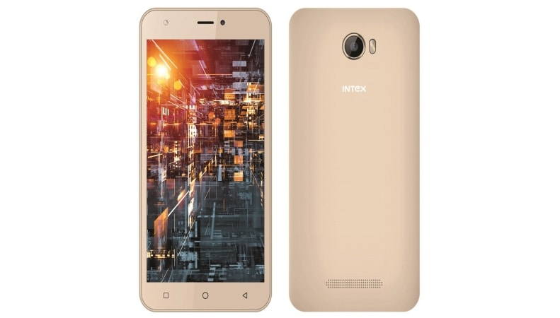 इंटेक्स ने लॉन्च किए दो 4जी वीओएलटीई स्मार्टफोन, कीमत 5,099 रुपये से शुरू