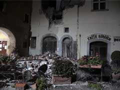 Italy Hit By Powerful New Earthquake