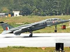 Air Force's Jaguar Trainer Aircraft Crashes In Pokhran, Both Pilots Safe