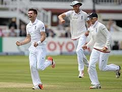 James Anderson to Miss First India vs England Cricket Test at Rajkot