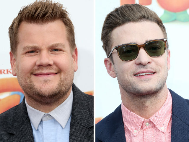 James Corden Is 'Desperate' To Get Justin Timberlake On Carpool Karaoke