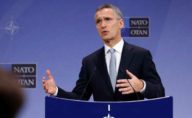 'Looking Forward To Working With Joe Biden,' Says NATO Chief