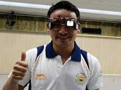 ISSF Shooting World Cup: Jitu Rai Wins Gold in 50M Pistol Event, Silver For Amanpreet Singh