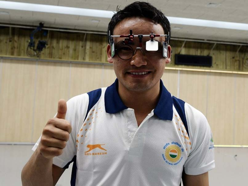 ISSF Shooting World Cup: Jitu Rai Wins Bronze In 10-Metre Air Pistol