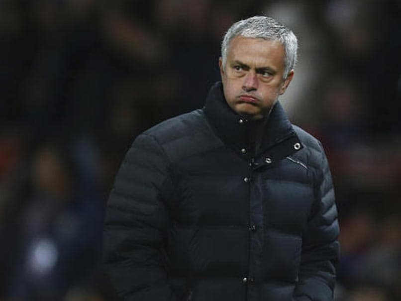 Manchester United Manager Jose Mourinho Plays Down New Contract Reports