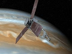 NASA Probe Successfully Peers Into Jupiter's Great Red Spot