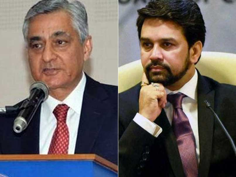 'BCCI Chief Anurag Thakur Seems to Have Committed Perjury,' Says Chief Justice: 10 Points