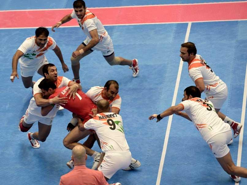 पाकिस्तान कबड्डी टीम में खेलेंगे भारतीय मूल के खिलाड़ी
