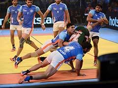 India Batter Argentina 74-20 in Kabaddi World Cup