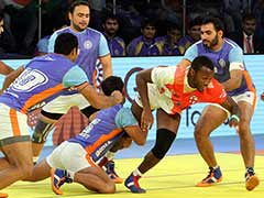 2016 Kabaddi World Cup: India Thrash England 69-18 To Qualify For Semifinals