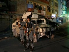 ISIS Claims Responsibility For Deadly Mosque Attack In Kabul