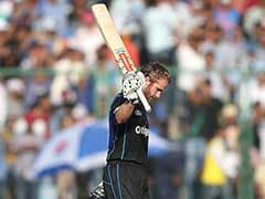 Kane Williamson Brushes Off Poor Form With Timely Century