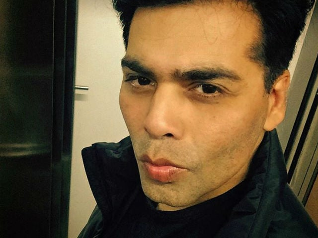 Karan Johar: I'm Botoxed, Adjusted my Nose. Everyone in Bollywood Does it