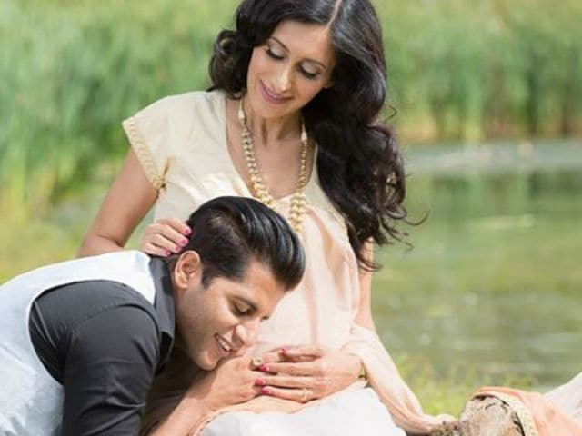 Congrats! Karanvir Bohra, Teejay Seedhu Are Proud Parents of Twin Girls