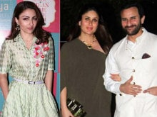 Soha Ali Khan Says Family is 'Excited About' Kareena, Saif's Baby