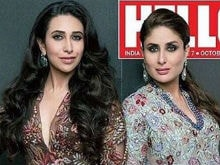 Kareena And Karisma Kapoor Leave You Spellbound On This Magazine Cover