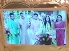 Now, The Big Fat Wedding Invite. Produced By Ex-Minister Gali Janardhan Reddy