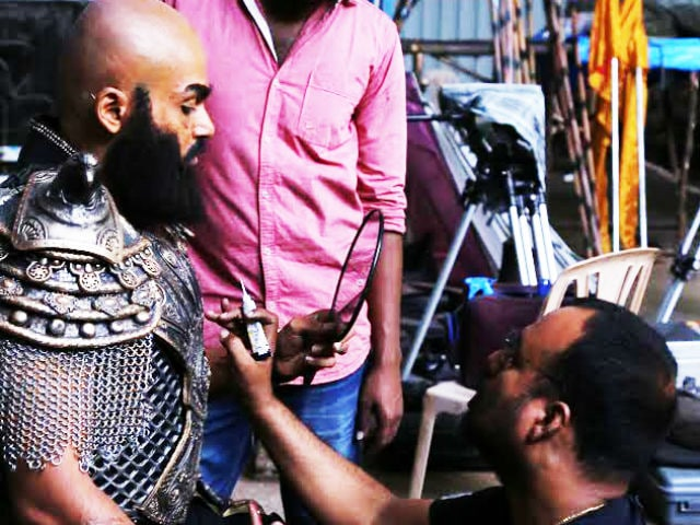 Kaashmora vs Baahubali Sets: The Detailing That Went Into Karthi's Film
