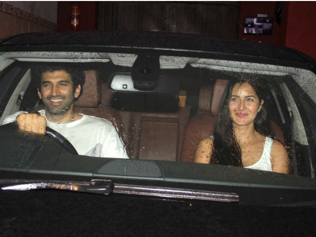Katrina Kaif Apparently Went on a Dinner Date With Aditya Roy Kapur