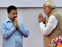 """Wish You Could Come But..."": Arvind Kejriwal, PM Modi's Twitter Exchange"
