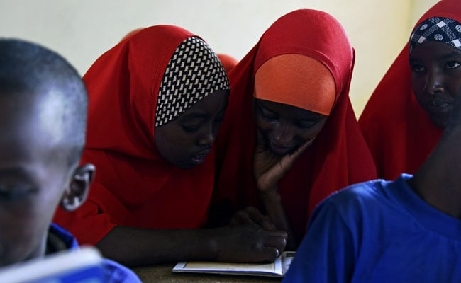 For Kenya's Child Brides, School Offers A Break From Tradition