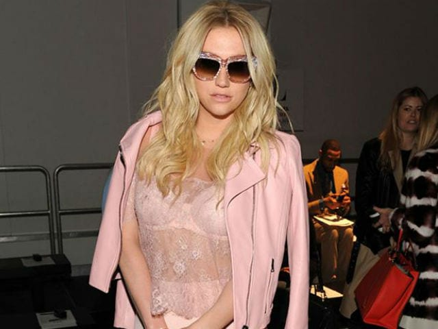 Kesha Was 'Forced to Starve' To Stay Thin. It 'Almost Killed' Her