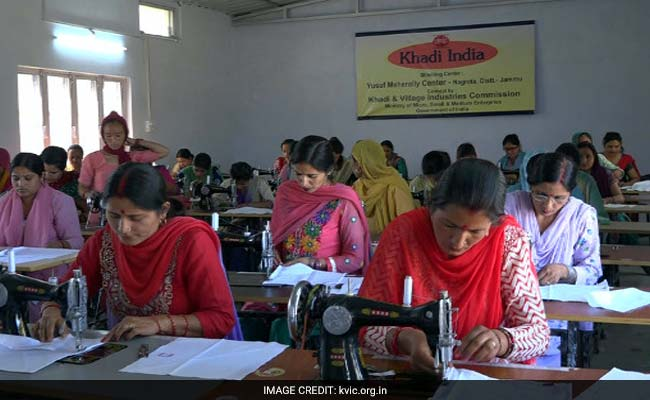 Khadi May Find Way Into Government Hospitals