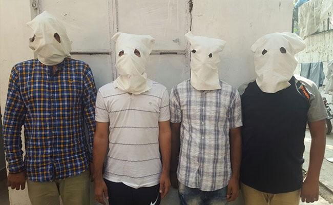 50 करोड़ की फिरौती के लिए पूर्व पार्षद के बेटे को किया अगवा, 4 गिरफ्तार