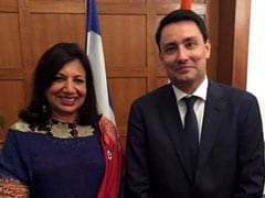 Kiran Mazumdar-Shaw Conferred Highest French Civil Distinction