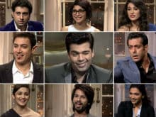 Karan Johar's Guests Perform <i>The Koffee Rap</i> In This Funny Video. Seen Yet?