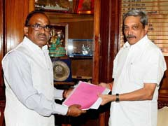 One-Man Judicial Panel On One Rank One Pension Submits Report To Manohar Parrikar