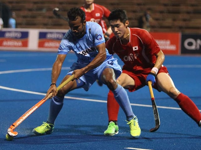 India to Take on South Korea in Asian Champions Trophy Hockey Semi-Final