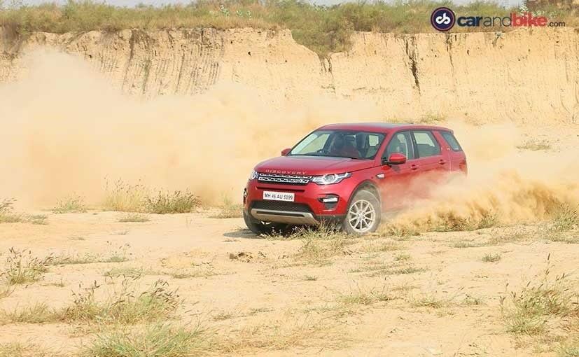 Land Rover Discovery Sport 2.0-litre Petrol Review
