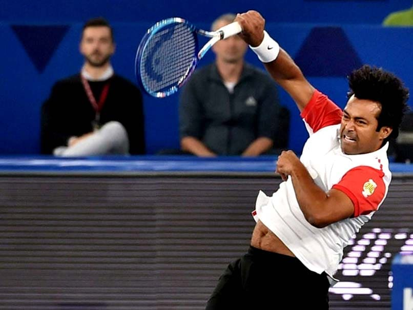 Rohan Bopanna, Leander Paes Crash Out of China Open First Round