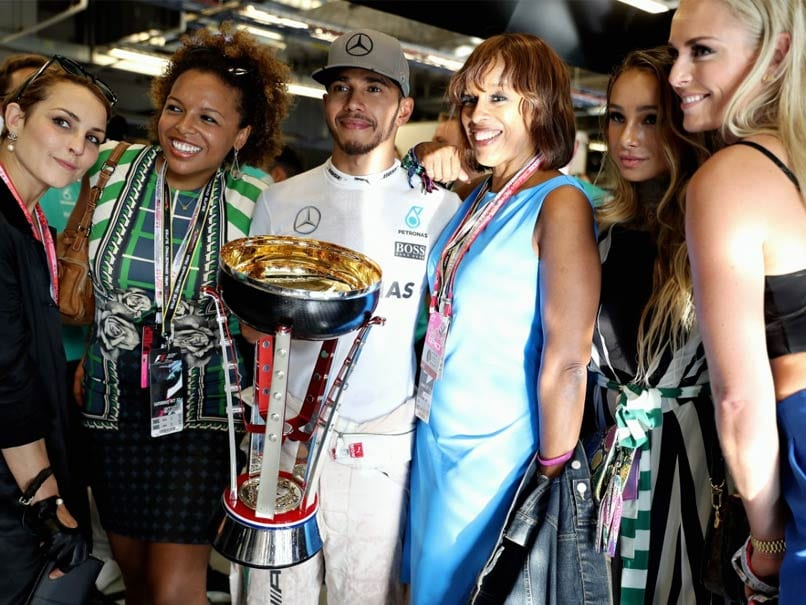 Fifty-Up Lewis Hamilton Keeps F1 Title Bid Alive With US Grand Prix Win