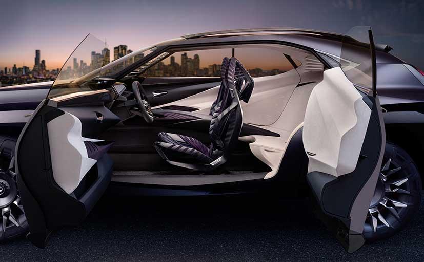 Lexus UX Concept Cabin
