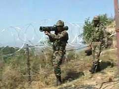 Terrorist Cadres Desperate To Infiltrate With Help From Pakistan: Army