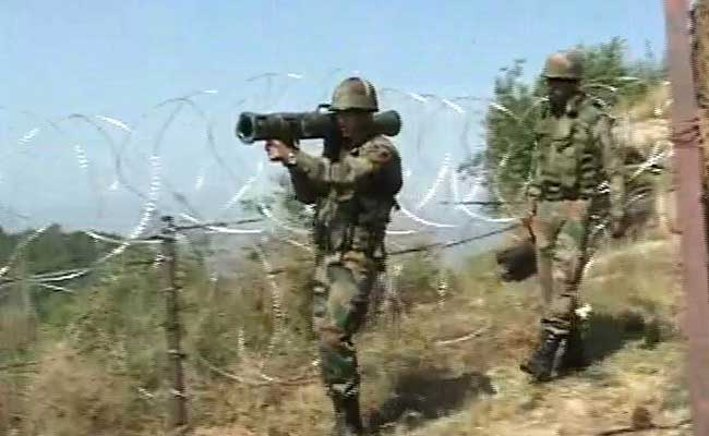 Pak Violated Ceasefire 633 Times In First Two Months Of 2018
