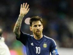 Lionel Messi Deserves to Retire as World Champion: Edgardo Bauza