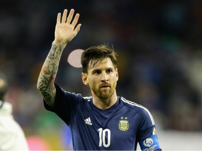 Lionel Messi Banned From World Cup Qualifiers For Abusing Match Official
