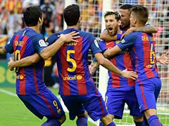 Lionel Messi Penalty Snatches Thrilling Barcelona Win in La Liga