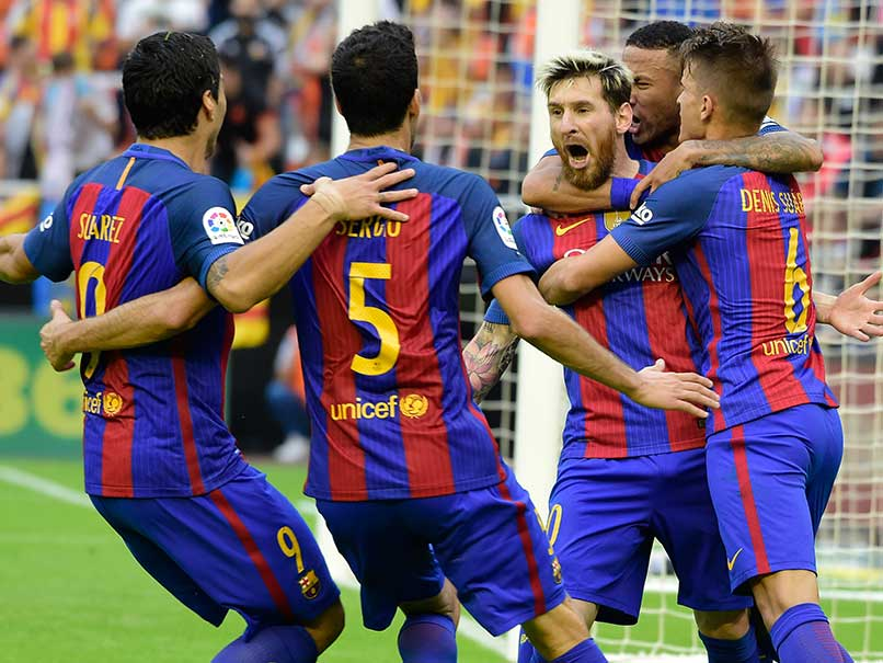 Barcelona End Real Sociedad Hoodoo As Atletico Madrid Cruise