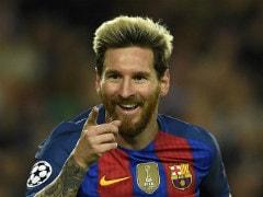 स्पेनिश लीग : मेसी ने गोल करके बार्सिलोना को हार से बचाया