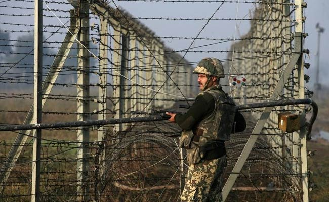 After Brief New Year Celebrations, BSF Jawans Return To Border Patrolling
