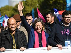 Anti-Gay Marriage Protesters Return To French Streets