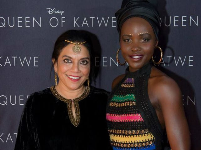 Mira Nair on Directing Lupita Nyong'o in Queen of Katwe